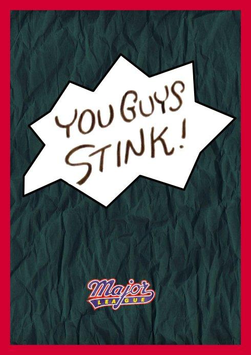 Minimalist Baseball_Stink